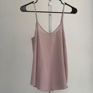 BNWOT ARITZIA WILFRED 100% Silk Top - Size XS
